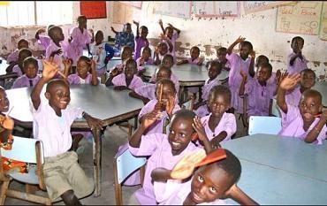 Leerlingen verzamelen tandenborstels voor Gambia