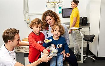 Kinderen gaan vaker naar de tandarts dan volwassenen